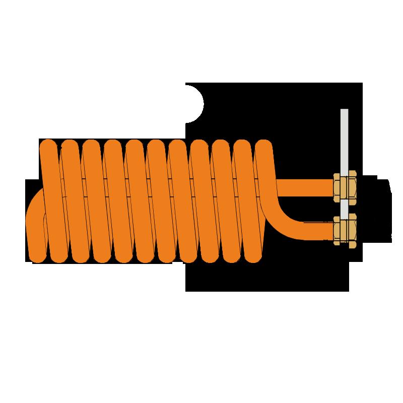 Теплообменники из меди цена Кожухотрубный теплообменник Alfa Laval Cetecoil 3300-L Подольск